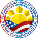 Filipino American Chamber of Commerce of SouthBay Los Angeles Area (FACC-SLAA) Logo