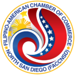 Filipino American Chamber of Commerce of North San Diego (FACC-NSD) Logo