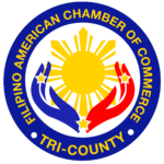 Filipino American Chamber of Commerce of Tri-County (FACCTC) Logo
