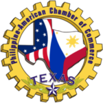 Philippine-American Chamber of Commerce of Texas (PACCTX) Logo