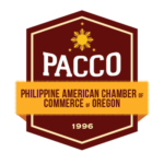 Philippine American Chamber of Commerce of Oregon (PACCO) Logo